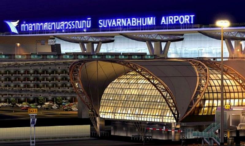 Власти отреагировали наугрозу взрывов ваэропорту Бангкока