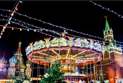 Московский фестиваль «Путешествие вРождество» продлят доконца января