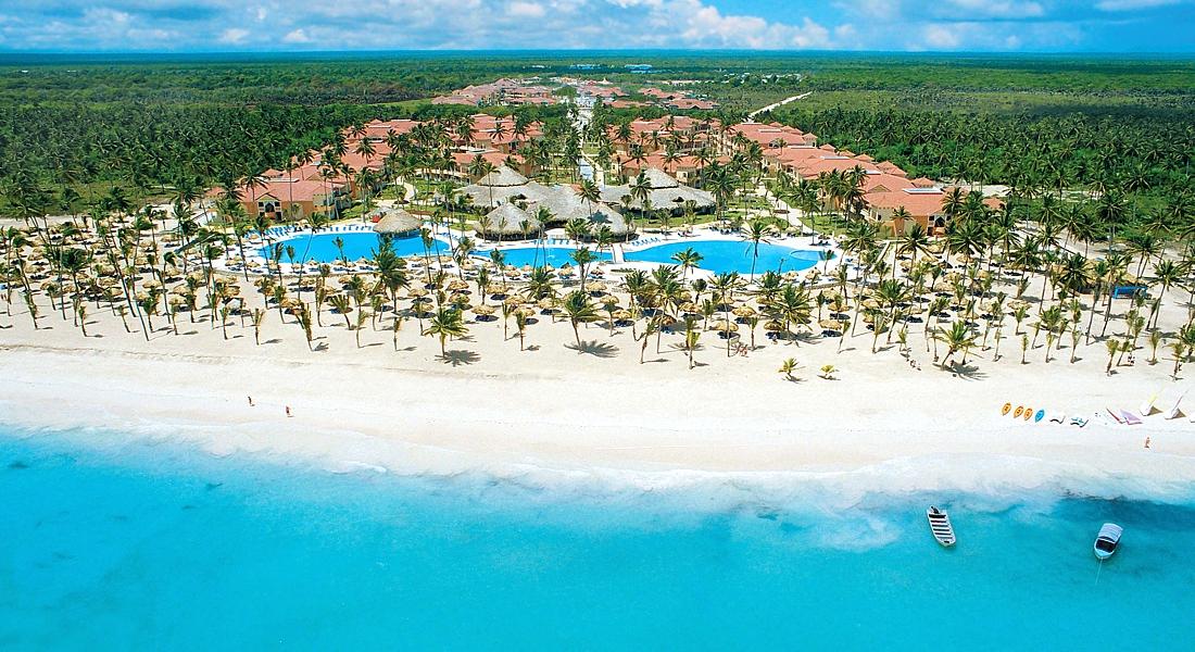 картинка фотография курорта Пунта-Кана в Доминикане