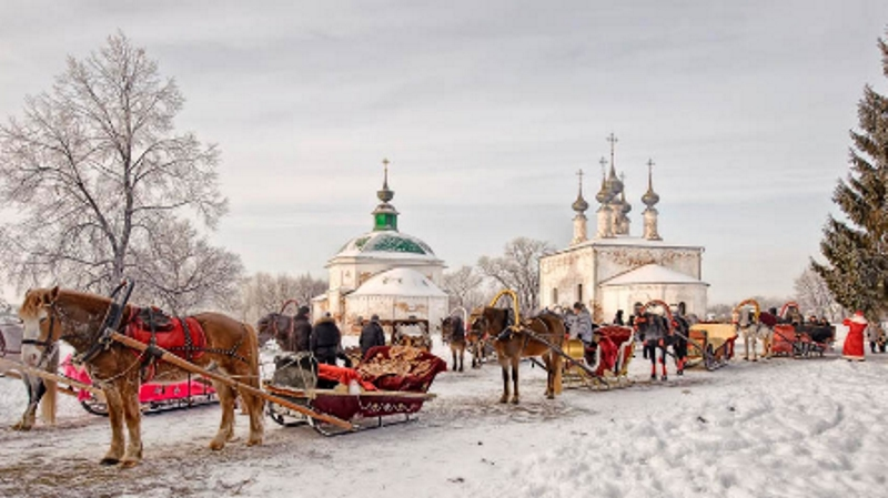 Путевки на новый год в ярославле