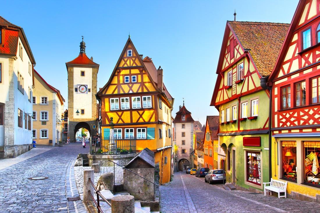 Туристы выбрали сто наилучших достопримечательностей Германии