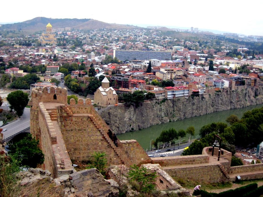 ВТбилиси могут ввести туристический сбор