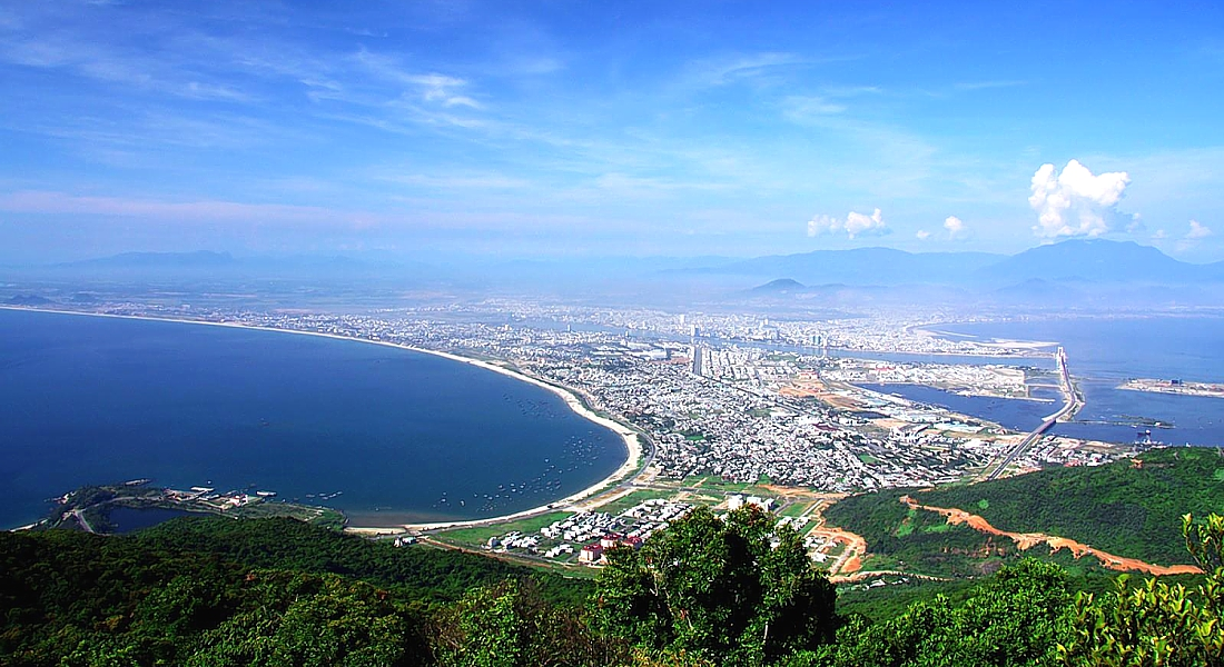город дананг вьетнам