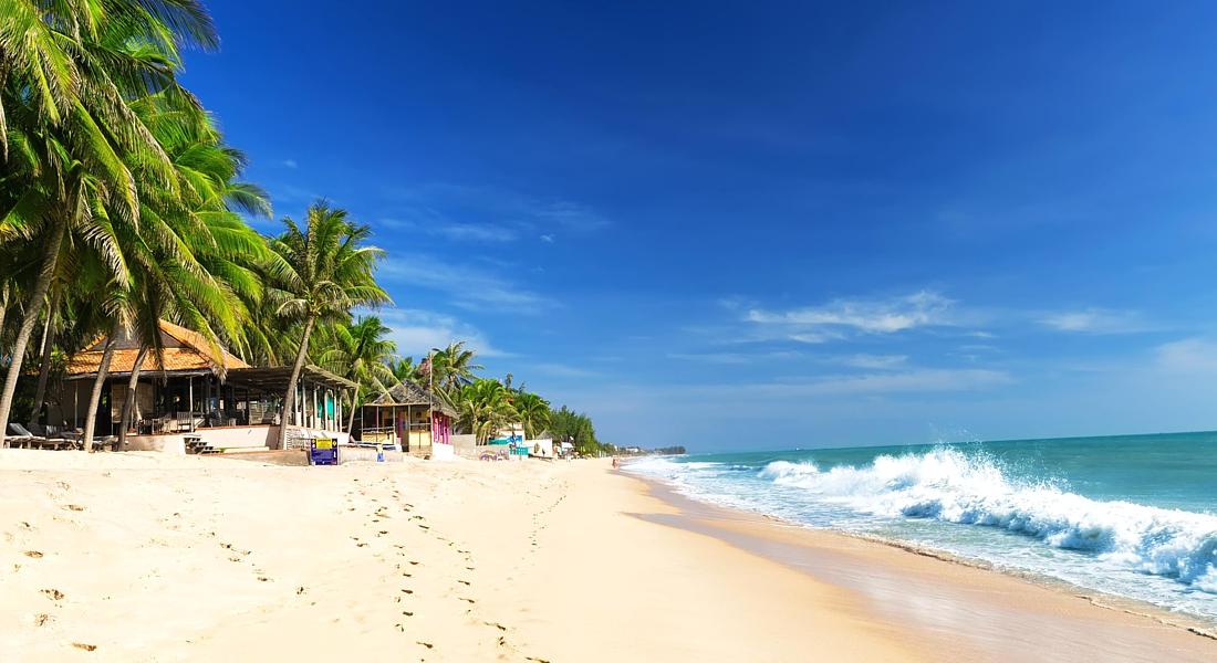картинка фотография курорта Фантхьет во Вьетнаме