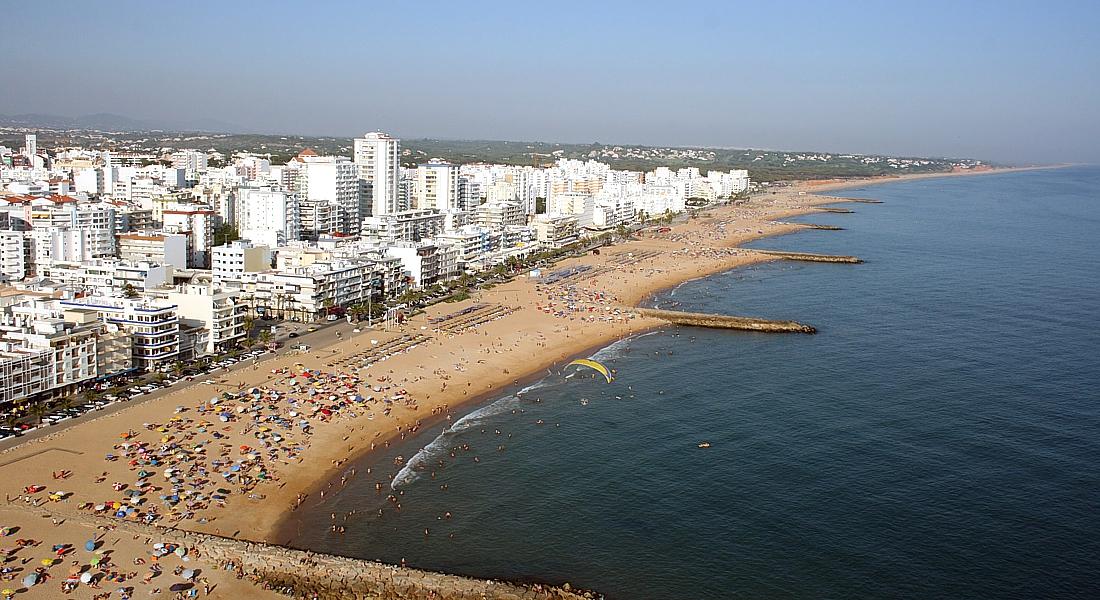 Картейра пляж, набережная