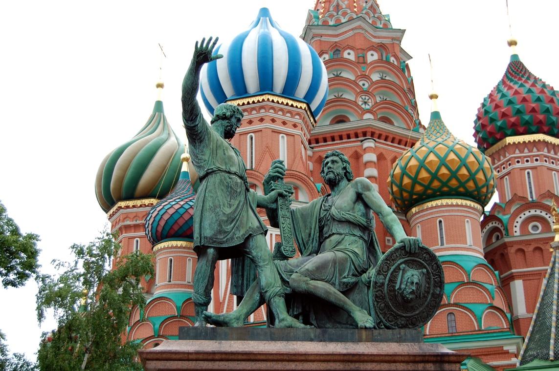 памятники в россии