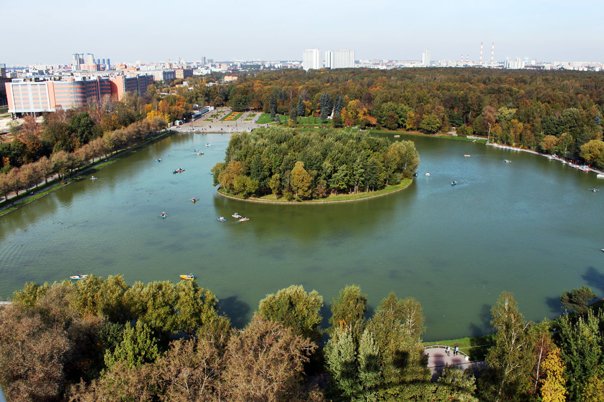 дополните парки москвы фото с названиями канун нового года