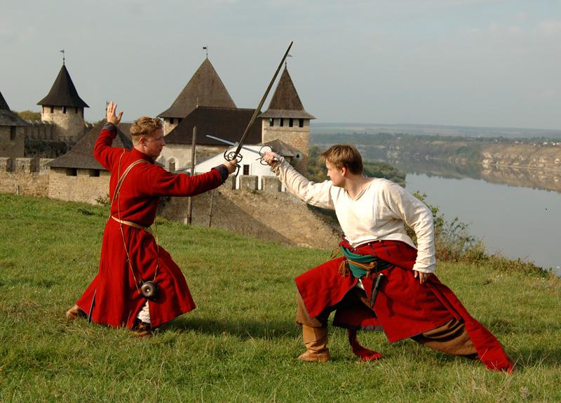 Фото казаков древней руси