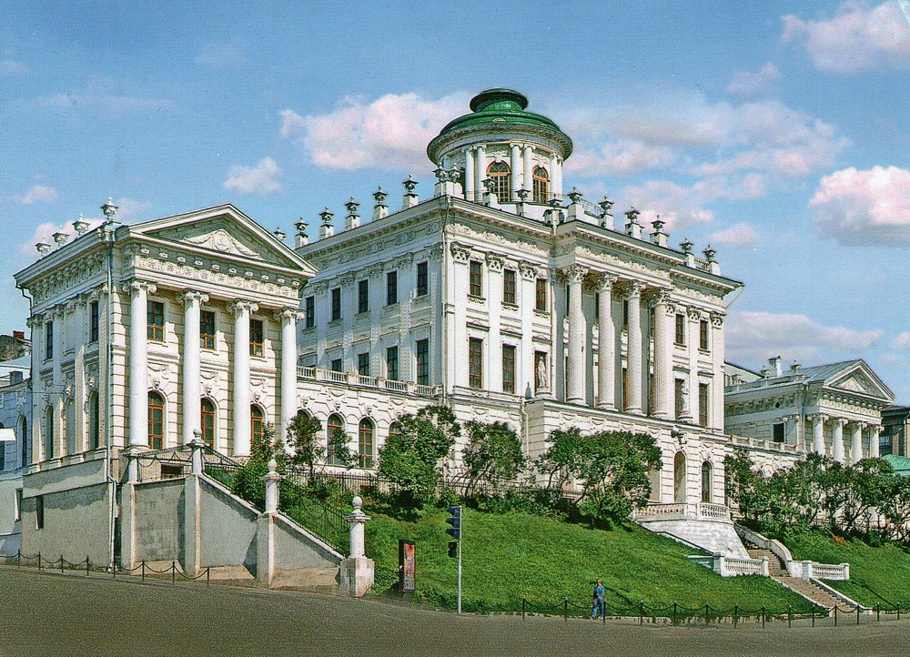 Картинки по запросу Дом Пашкова Москва