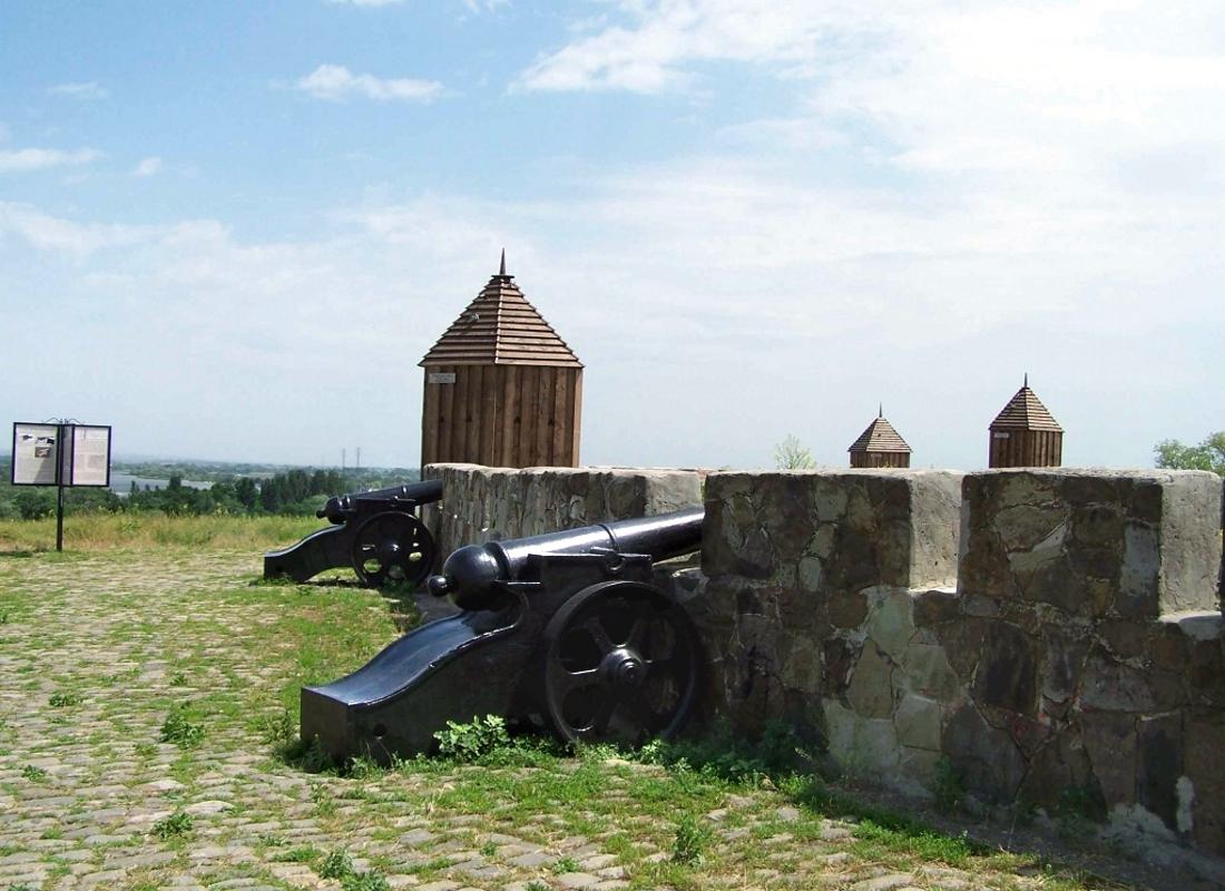 Фото крепость азов азов, россия турпром.
