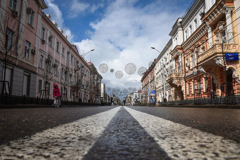 краснодар улица красная фото
