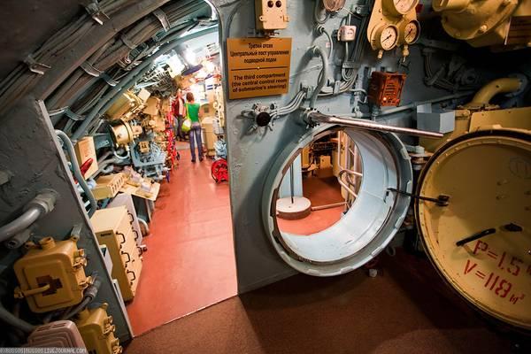 калининград музей подводной лодки фото