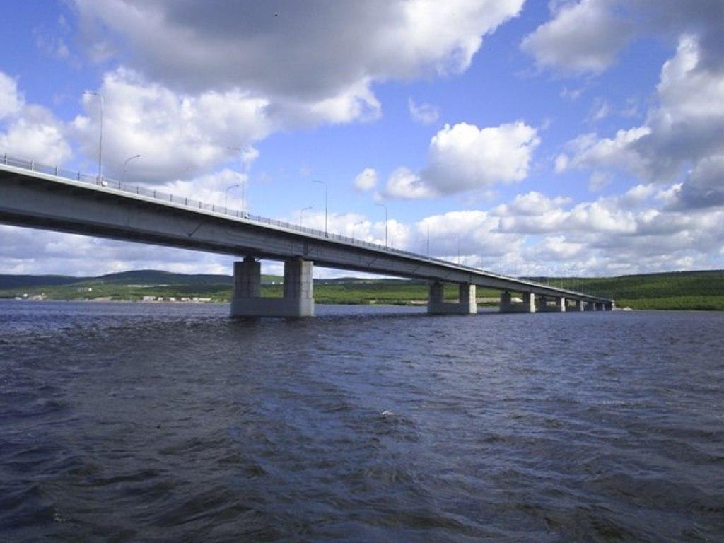 ещё здесь мост мурманск фото была подписана