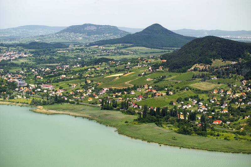 Венгрия, озеро Балатон изоражения