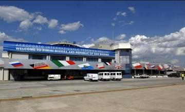В аэропорту Римини открылось российское консульство
