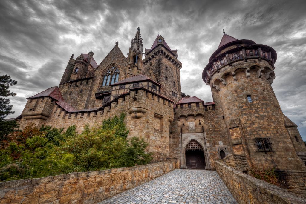 Картинки средневекового замка