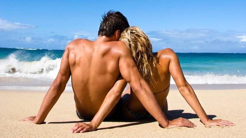 секс во время отпуска фото
