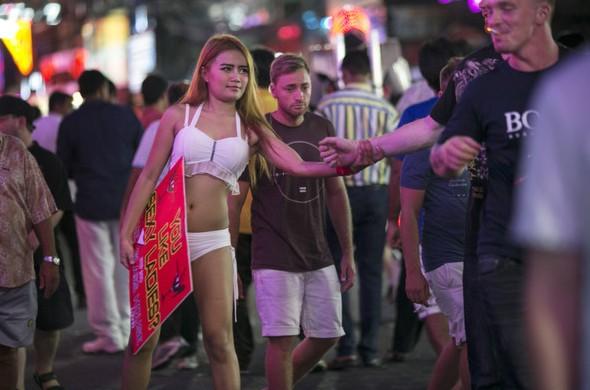Секс туризм тайланд паттайя