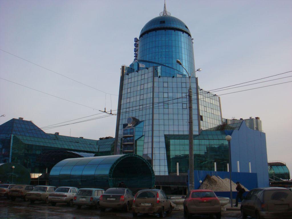 фото вокзал самары
