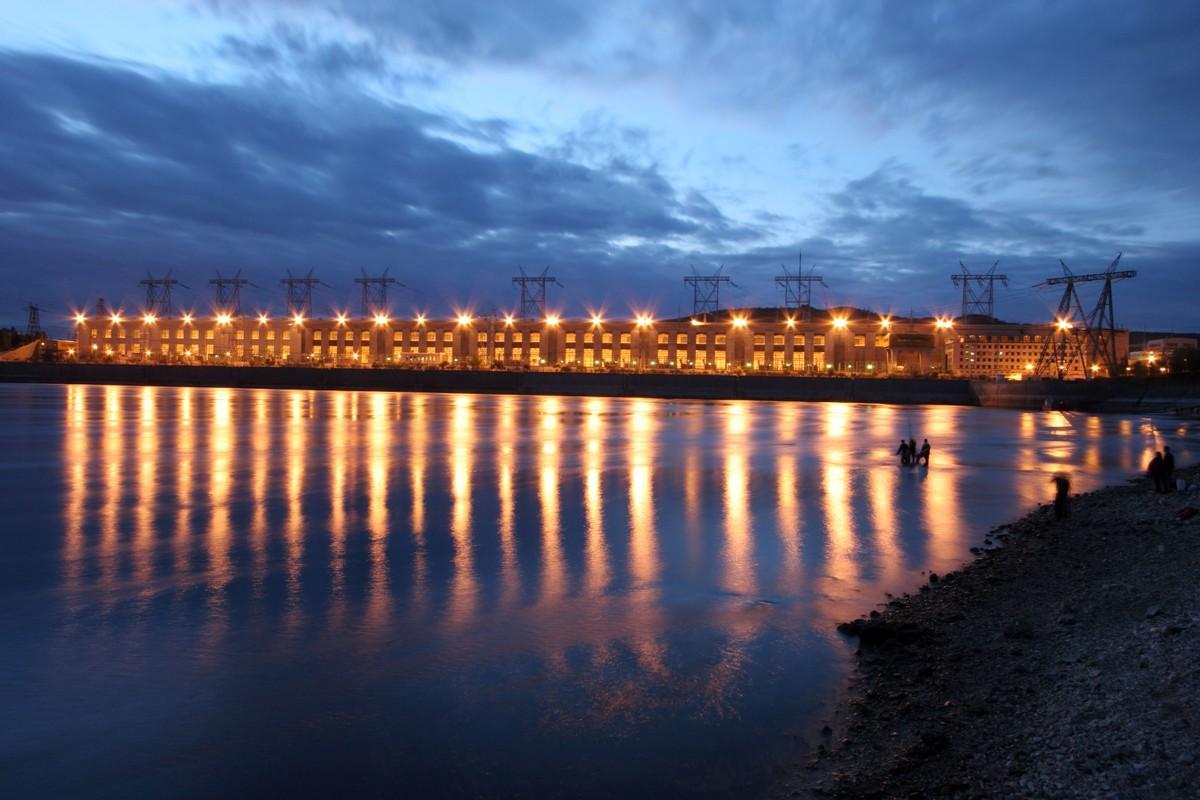 Жигулевск город фото гэс