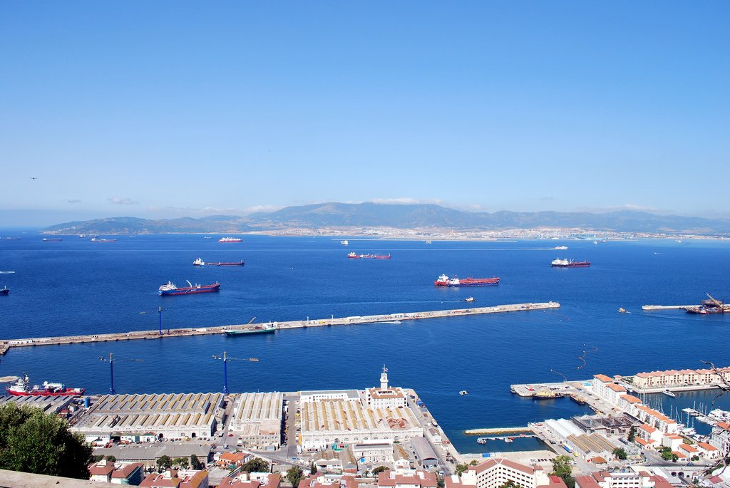 гибралтарский пролив фото