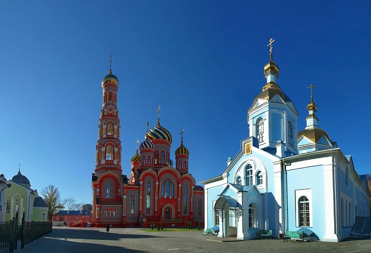 Церкви тамбова картинка