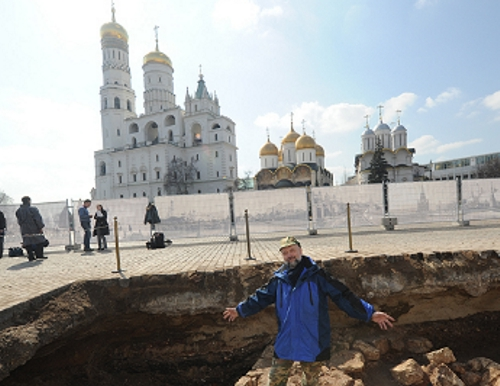 ВМосковский Кремль можно будет пройти поотдельному билету
