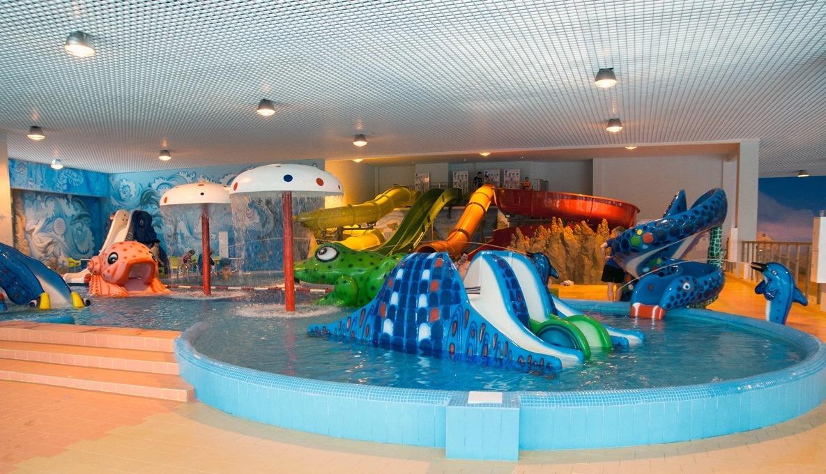 аквапарк фото горки
