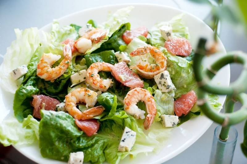 Новинки салатов с фотографиями