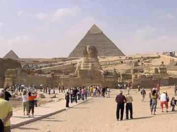 Египет: в конце сентября первые туристы придут к пирамидам Гизы