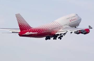 «Россия» запускает прямые рейсы из Санкт-Петербурга в Анталию