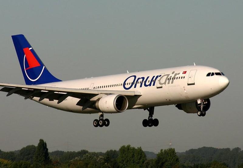 Авиакомпания Onur Air возобновила рейсы из«Шереметьево» вАнталью