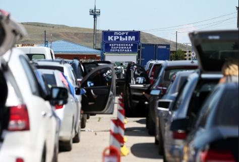 14сентября Керченская паромная переправа ожидает5-миллионного пассажира