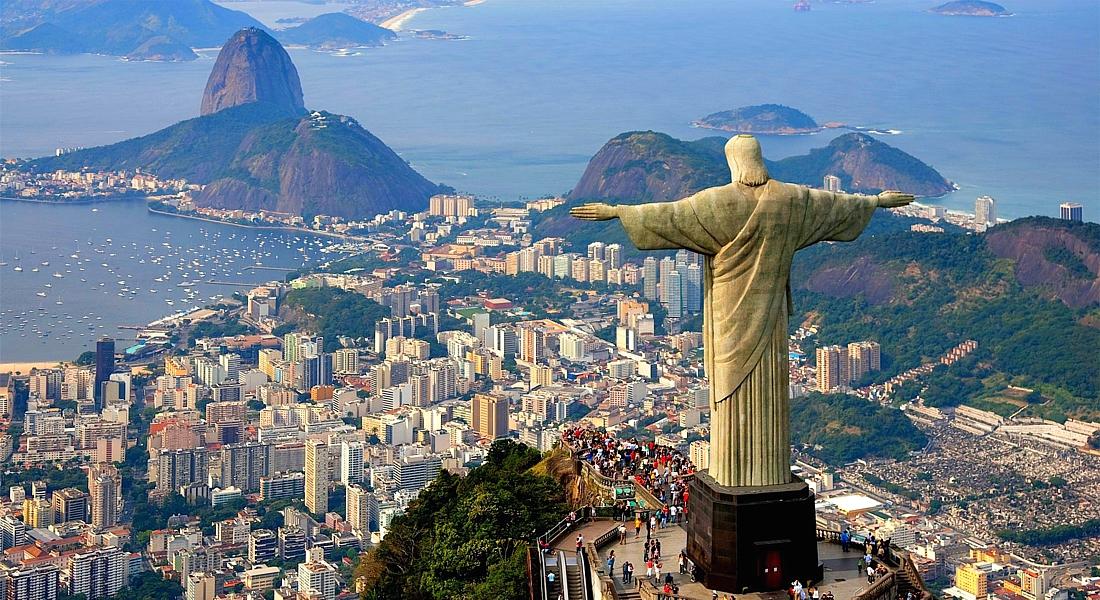 Бразилия — все о Бразилии, достопримечательности Бразилии, столица и города Бразилии, климат Бразилии, население и экономика Бразилии