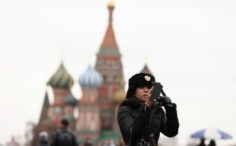 Заграничные туристы растрачивают в столице в 4 раза больше русских