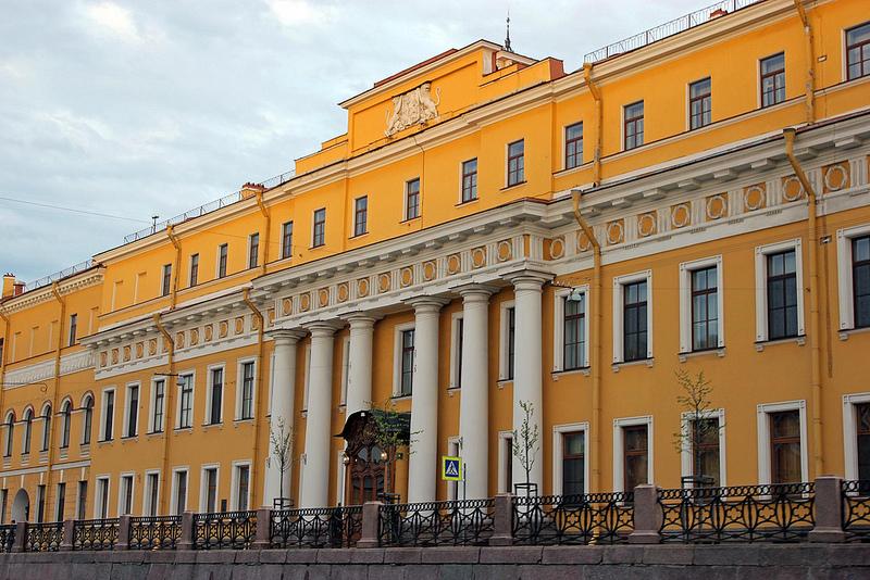 юсуповский дворец фото в санкт-петербурге