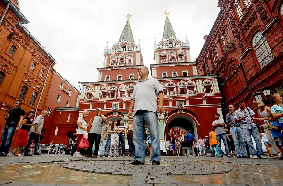 Туроператоры назвали российскую столицу самым неопасным городом РФ для иностранцев