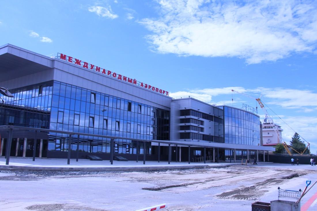 Сегодня состоится открытие тюменского аэропорта «Рощино»