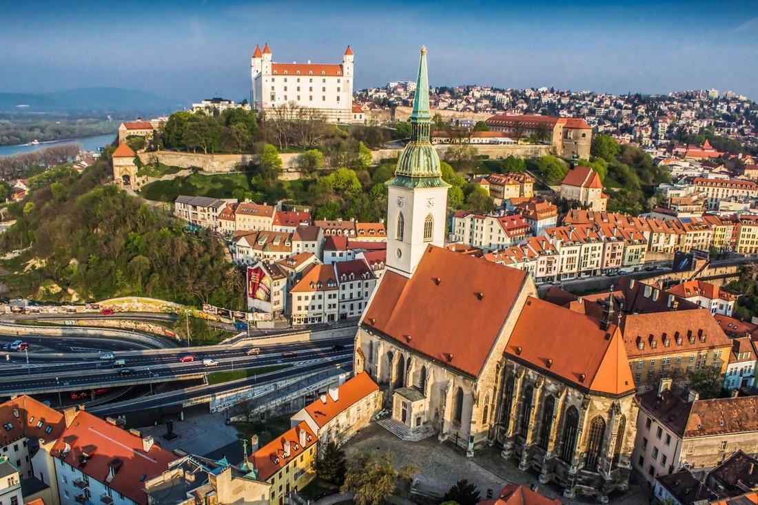 Красивая Словакия