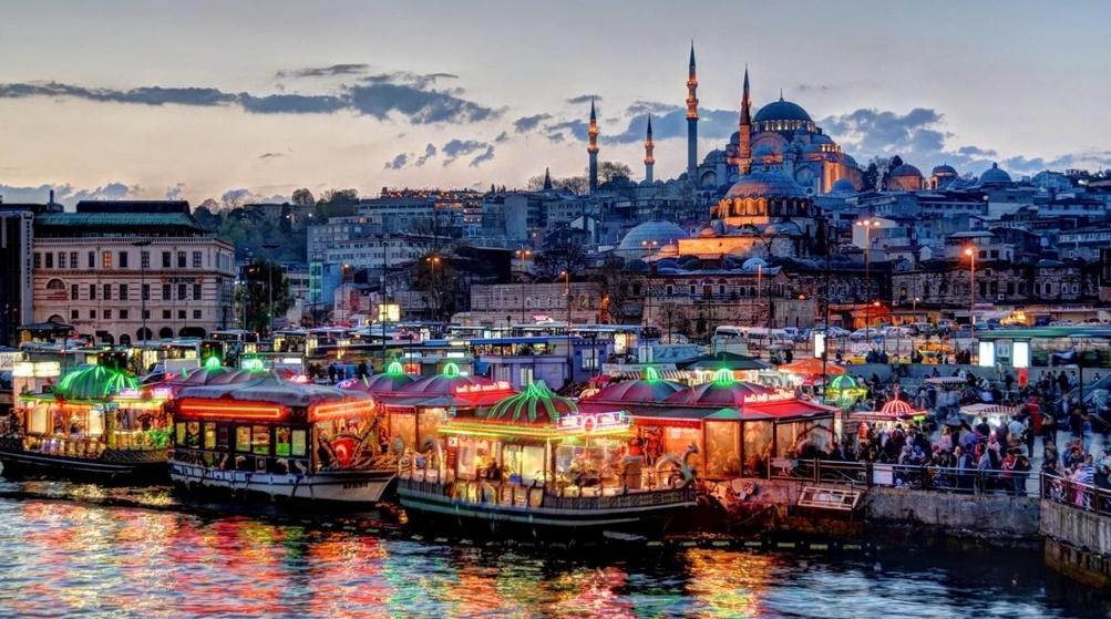 Стамбул: Началась продажа билетов нарейс Самара