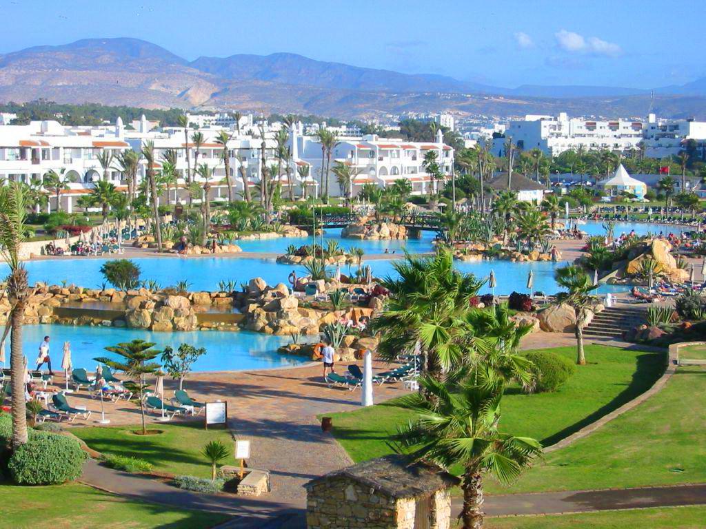 Курорт в марокко фото