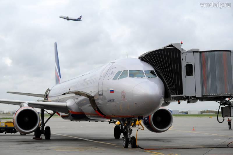 Росавиация прирост перевозок российскими авиакомпаниями составил 13.8