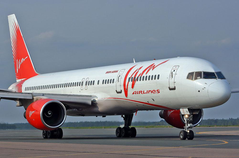 Минтранс в воскресенье было перевезено около 6 тыс. пассажиров ВИМ-авиа