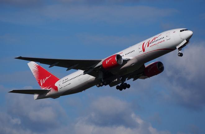 Минтранс: ввоскресенье было перевезено около 6 тыс. пассажиров ВИМ-авиа