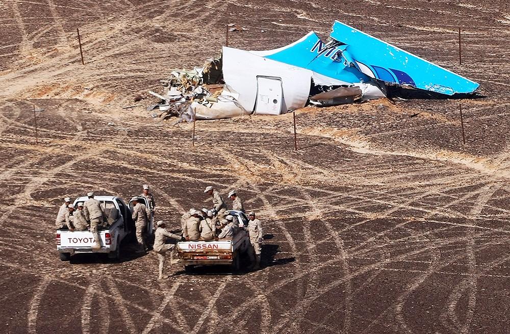 ВПетербурге иЛенобласти почтут память жертв трагедии А321 над Синаем