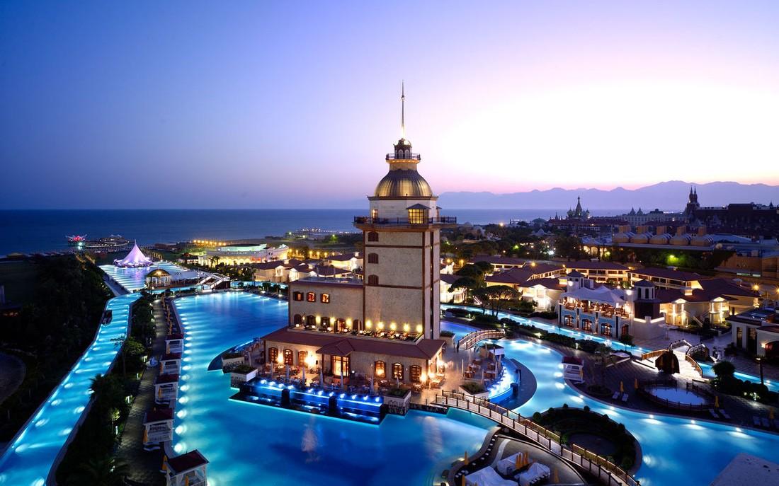 Разграблен отель экс-владельца Черкизовского рынка Исмаилова— Турция