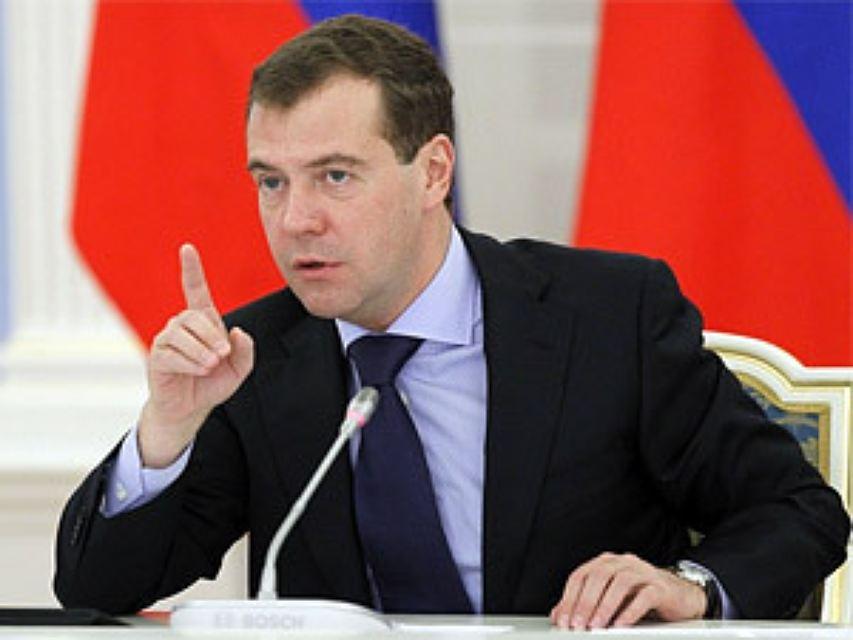 Медведев освободил Скорого отдолжности замглавы Ростуризма из-за нового назначения