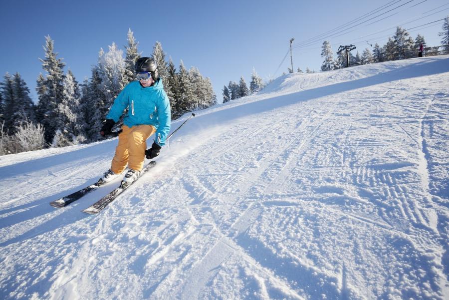 Вгорах Сочи построят 250км горнолыжных трасс