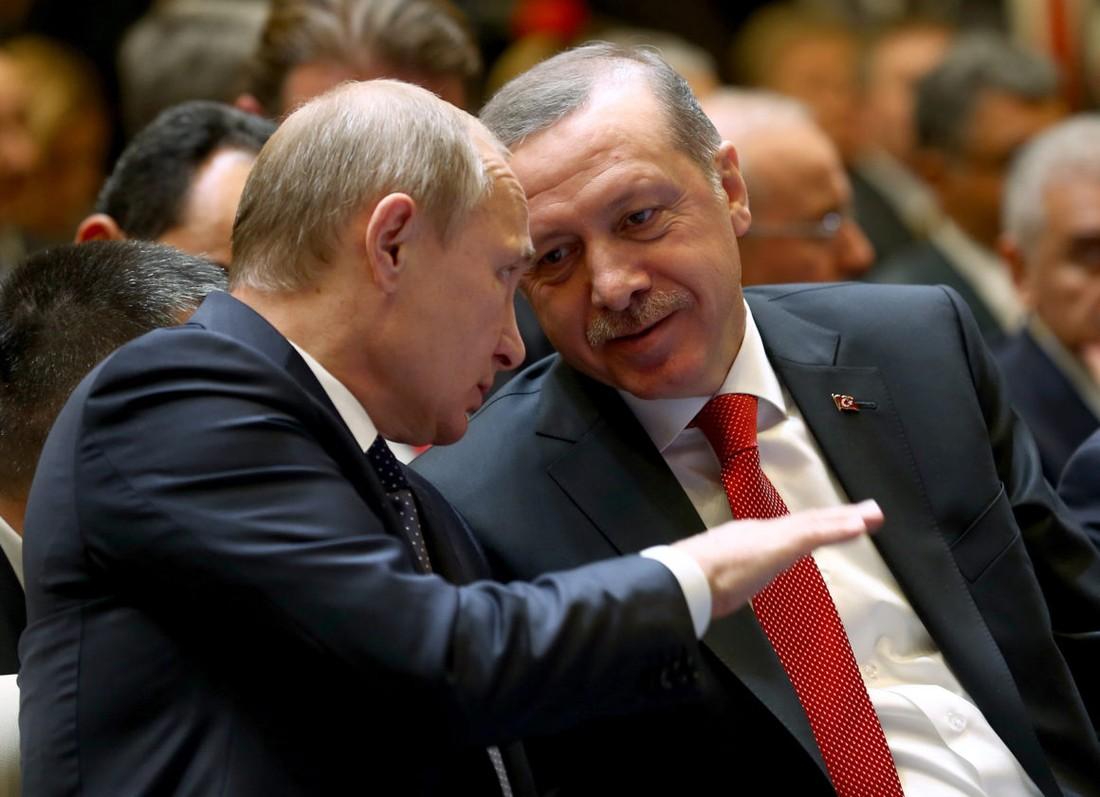 Эрдоган рассчитывает наувеличение турпотока изРФ в будущем году