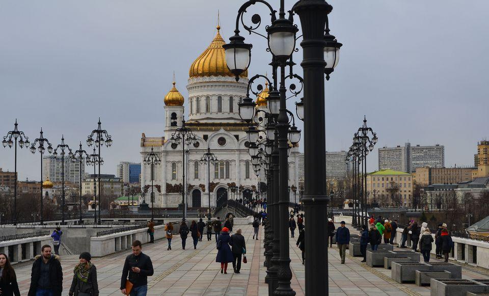 Турпоток в Москву за семь лет вырос на 65